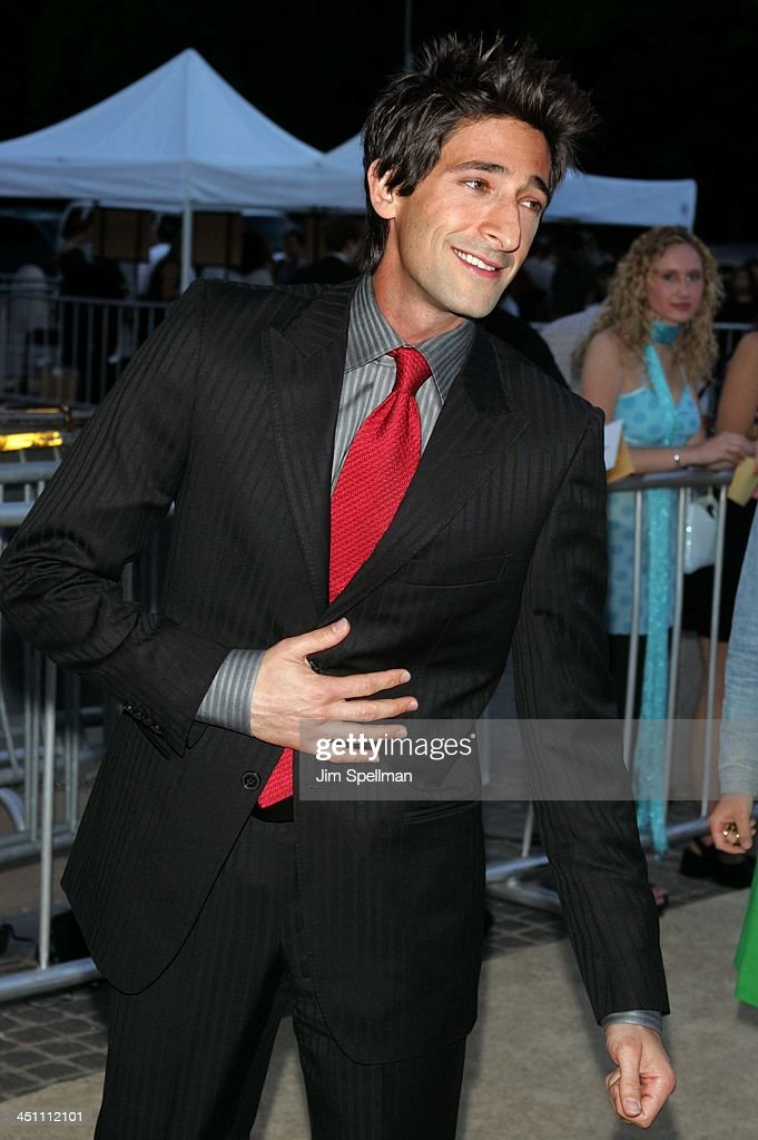 Adrien Brody during The Village New York Premiere - Arrivals at Prospect Park in New York City, New York, United States.