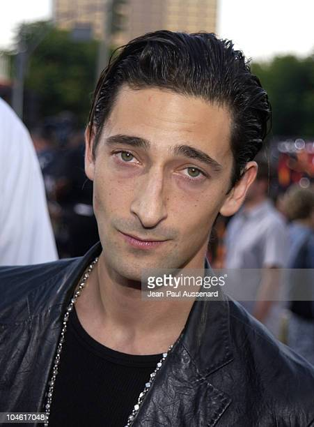 Adrien Brody during 'XXX' Premiere in Los Angeles at Mann's Village in Westwood California United States