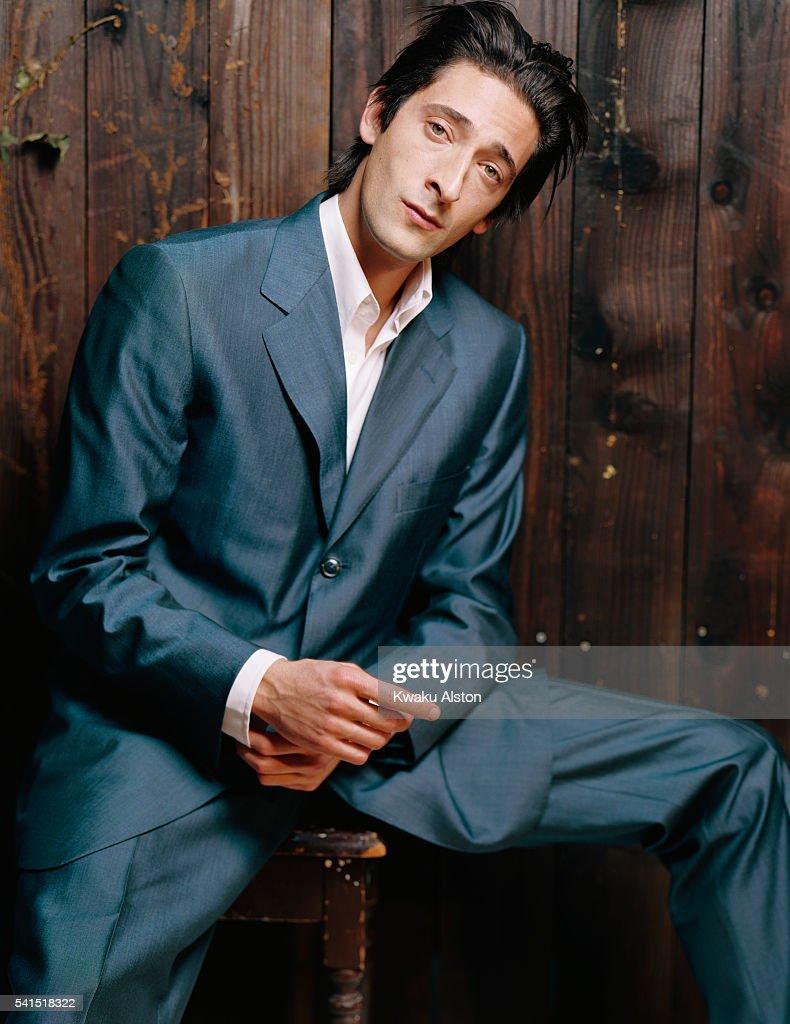 Adrien Brody : News Photo