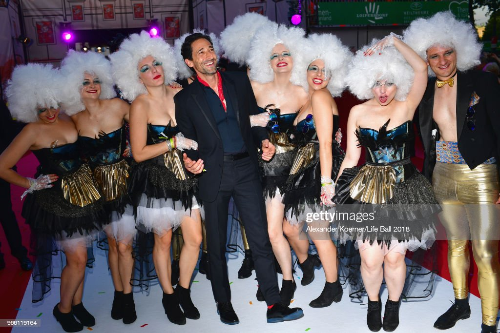 Red Carpet Arrivals - Life Ball 2018 : News Photo