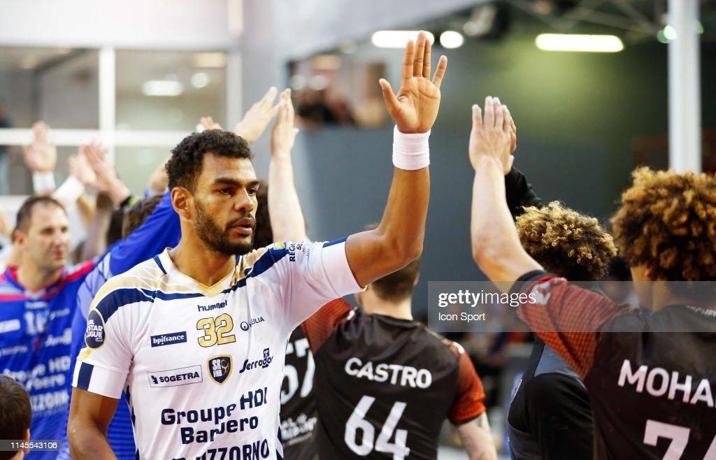 FRA: Union sportive d'Ivry Handball v Saint-Raphael Var Handball - Lidl Starligue