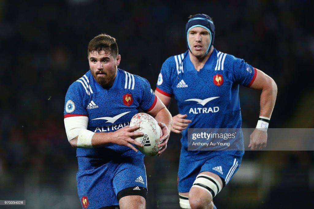 New Zealand v France - Steinlager Series