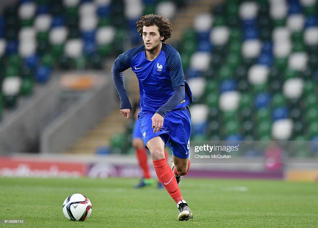 Northern Ireland v France: UEFA U21 Championship Qualifier : News Photo