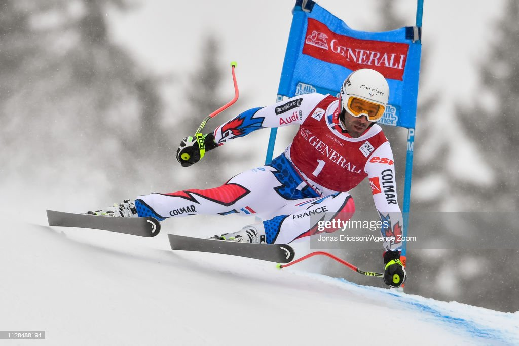 NOR: Audi FIS Alpine Ski World Cup - Men's Super G