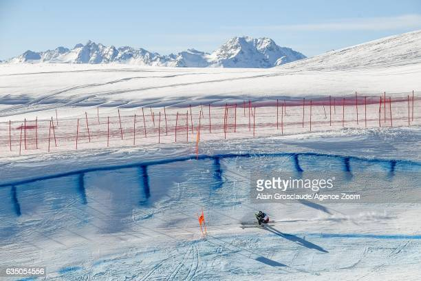 Adrien Theaux of France competes during the FIS Alpine Ski World Championships Men's Alpine Combined on February 13 2017 in St Moritz Switzerland