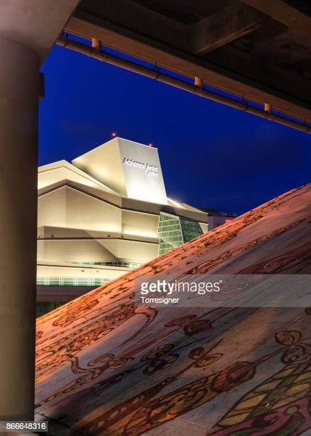 adrienne arsht center in miami - performing arts center stock pictures, royalty-free photos & images
