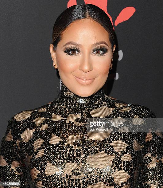 Adrienne Bailon Stock Photos And Pictures Getty Images