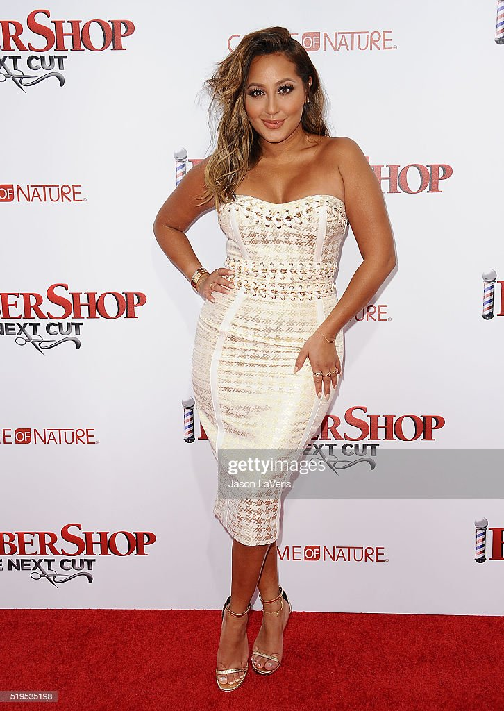 "Premiere Of New Line Cinema's ""Barbershop: The Next Cut"" - Arrivals"