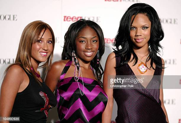 Adrienne Bailon Jessica Benson and Kiely Williams of '3LW'