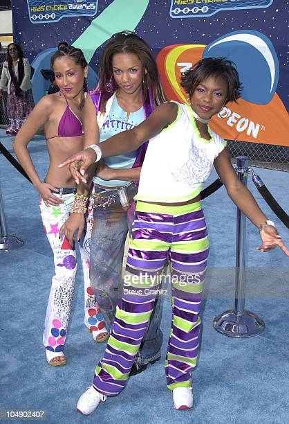 '3LW' Adrienne Bailon Kiely Williams and Naturi Naughton