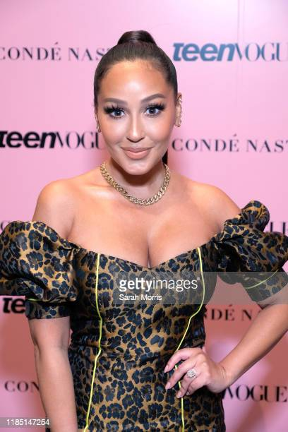 Adrienne BailonHoughton attends the 2019 Teen Vogue Summit at Goya Studios on November 02 2019 in Hollywood California