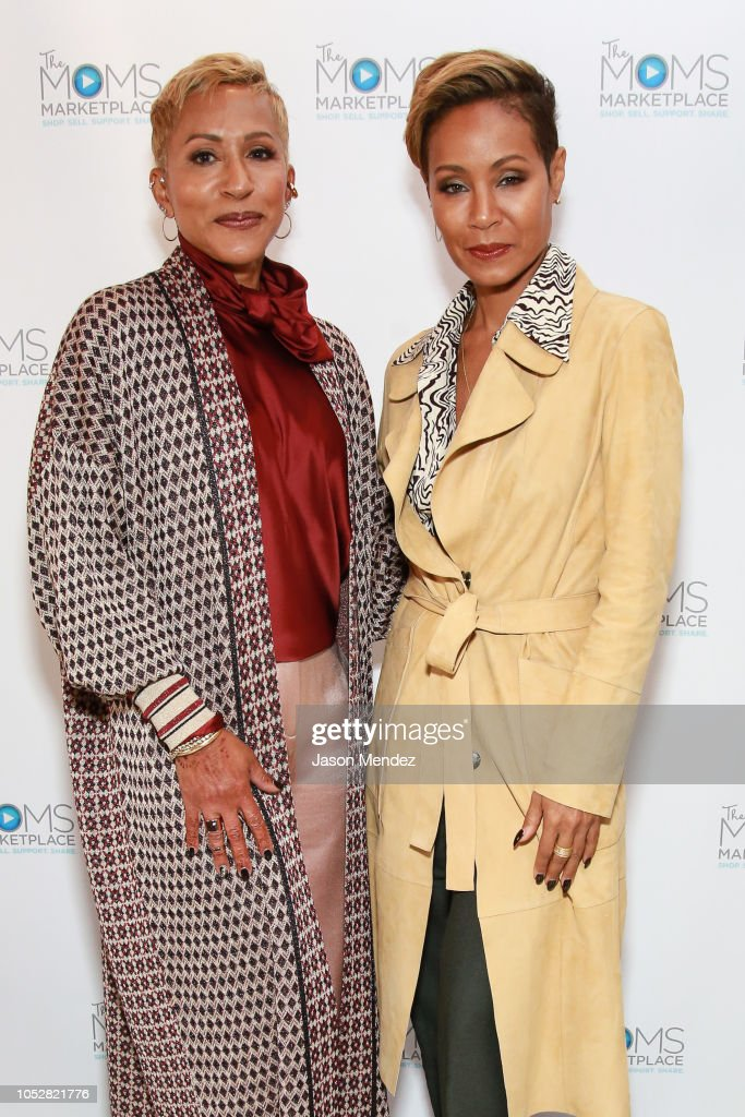 "The MOMS Host Jada Pinkett Smith To Discuss ""Red Table Talk"" : News Photo"