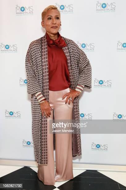 Adrienne BanfieldJones on October 23 2018 in New York City