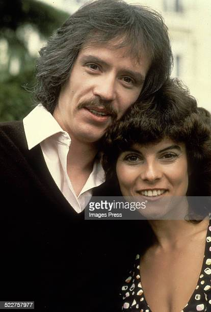 Adrienne Barbeau and John Carpenter circa 1980