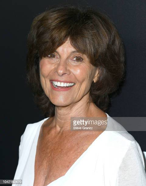 Adrienne Barbeau arrives at the Premiere Of AMC's The Walking Dead Season 9 at DGA Theater on September 27 2018 in Los Angeles California