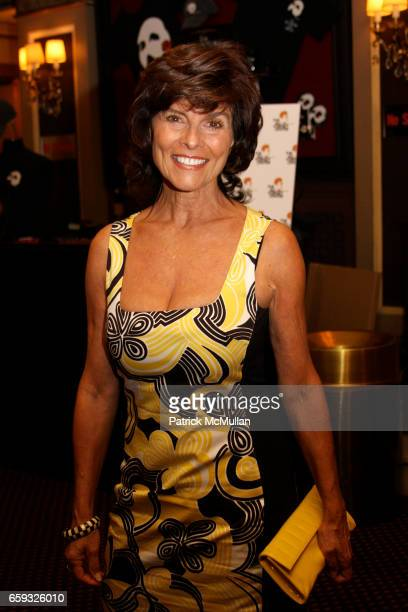 Adrienne Barbeau attends Memorial Tribute 'Celebrating Bea Arthur' at Majestic on September 14 2009 in New York City