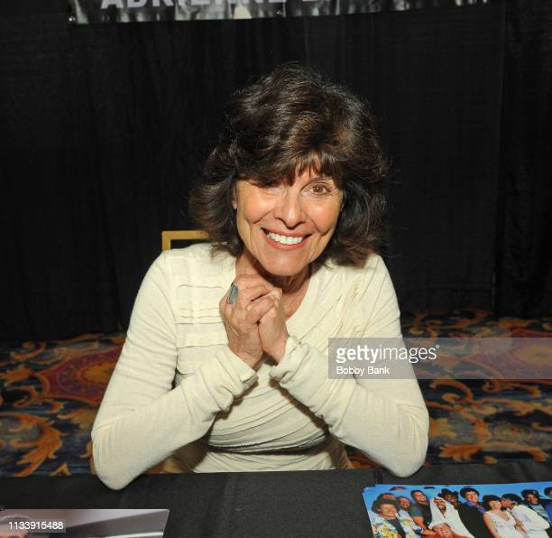 Adrienne Barbeau attends the 2019 New Jersey Horror Con And Film Festival at Showboat Atlantic City on March 30 2019 in Atlantic City New Jersey