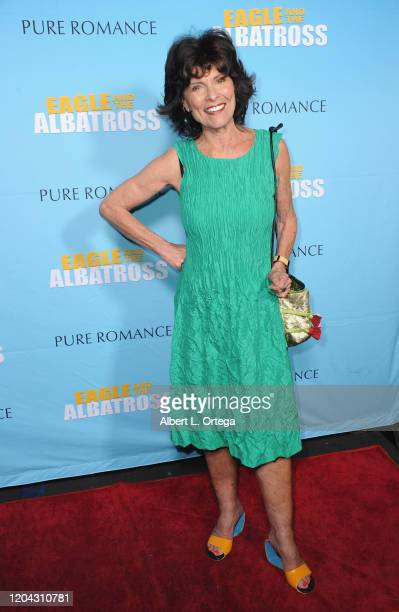 Adrienne Barbeau attends the Premiere Of Eagle And The Albatross held at Charlie Chaplin Theatre on February 29 2020 in Los Angeles California