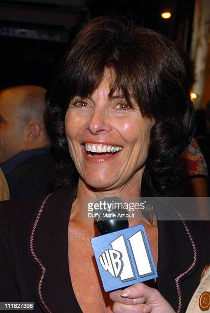 Adrienne Barbeau during 'A Naked Girl on the Appian Way' Broadway Opening Night Arrivals at American Airlines Theater in New York City New York...