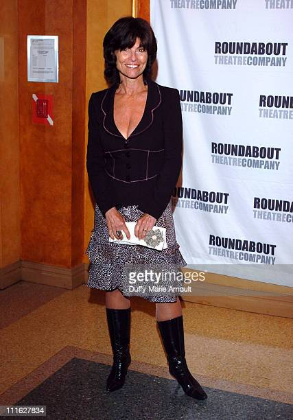 Adrienne Barbeau during 'A Naked Girl on the Appian Way' Broadway Opening Night Arrivals and After Party at American Airlines Theatre in New York...