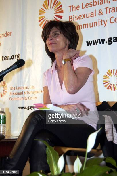 Adrienne Barbeau during Adrienne Barbeau Reads Her Book 'There are Worse Things I Could Do' at LGBTCC in New York City April 11 2006 at LGBT...