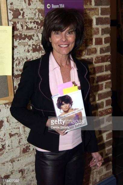 Adrienne Barbeau during Adrienne Barbeau Reads Her Book There are Worse Things I Could Do at LGBTCC in New York City April 11 2006 at LGBT Community...