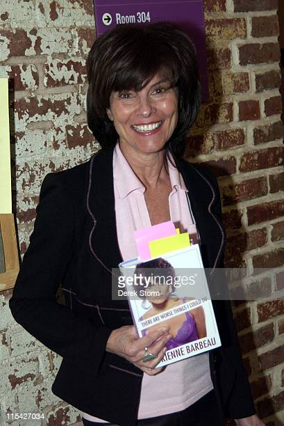 "Adrienne Barbeau during Adrienne Barbeau Reads Her Book ""There are Worse Things I Could Do"" at LGBTCC in New York City - April 11, 2006 at LGBT..."