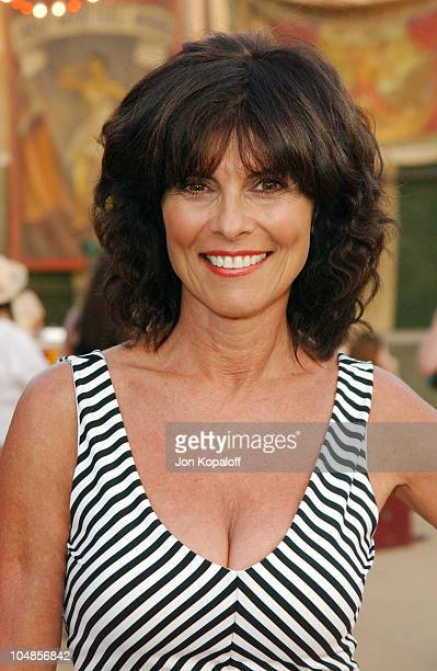 Adrienne Barbeau during HBO Hosts Party For The New Series 'Carnivale' at Warner Bros Studios BackLot in Burbank California United States