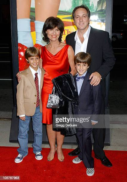 Adrienne Barbeau husband Billy Van Zandt kids William and Walker