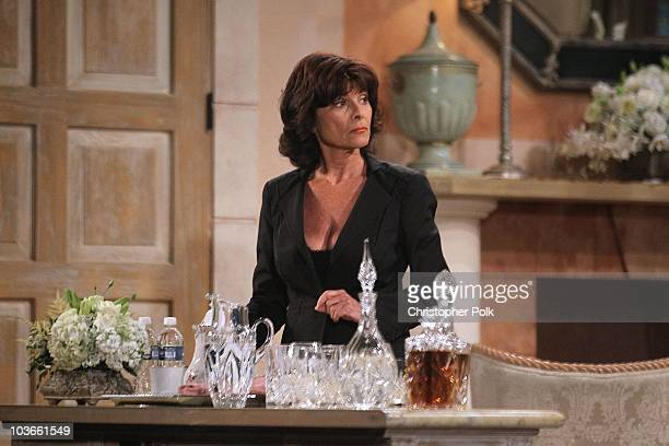Adrienne Barbeau in a scene that airs the week of September 13 2010 on ABC�s GENERAL HOSPITAL