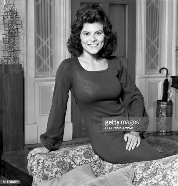 Adrienne Barbeau portrays Carol Traynor on the CBS television program 'Maude' Image dated July 29 Los Angeles CA