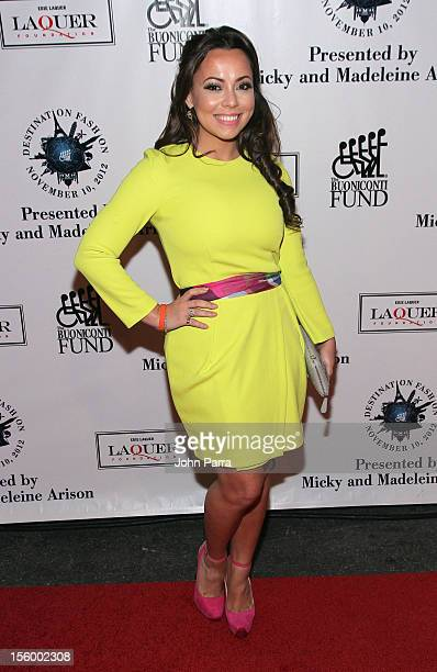 Adrienne Bosh attends Destination Fashion 2012 To Benefit The Buoniconti Fund To Cure Paralysis the fundraising arm of The Miami Project to Cure...