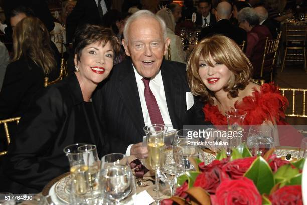 Adrienne Brennan Henry Segerstrom Elizabeth Segerstrom attend White Nights Annual Benefit Celebrates The Mariinsky Theatre's 150th Anniversary and...