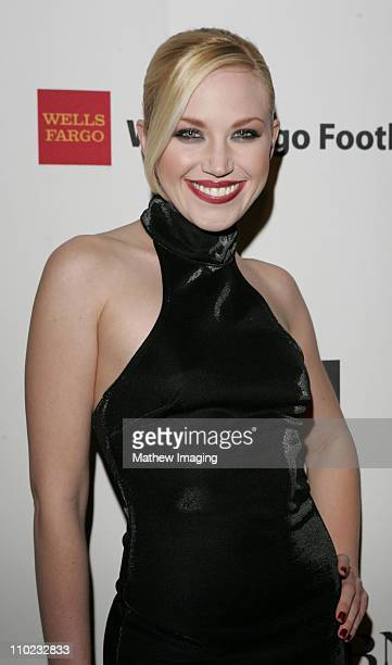 Adrienne Frantz during City of Hope 2005 Award of Hope Gala Arrivals at The Beverly Hilton Hotel in Beverly Hills California United States