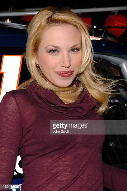 Adrienne Frantz during 'Dust to Glory' Los Angeles Premiere Red Carpet at Arclight Theatre in Hollywood California United States