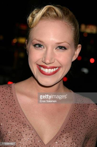 Adrienne Frantz during Lisa Angel and LTH Studio 'Take a Gamble on Fashion' Benefiting Madison's Foundation at Mosaic Hotel in Studio City California...
