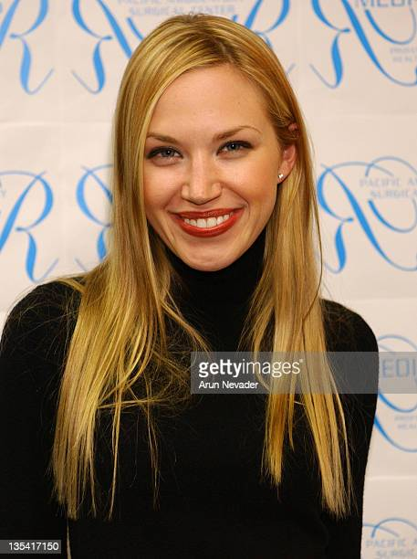 Adrienne Frantz during The Grand Opening of MediSpa at MediSpa in Encino California United States