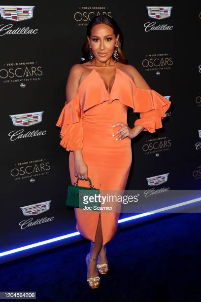 Adrienne Houghton attends the Cadillac Oscar Week Celebration at Chateau Marmont on February 6, 2020 in Los Angeles, California.