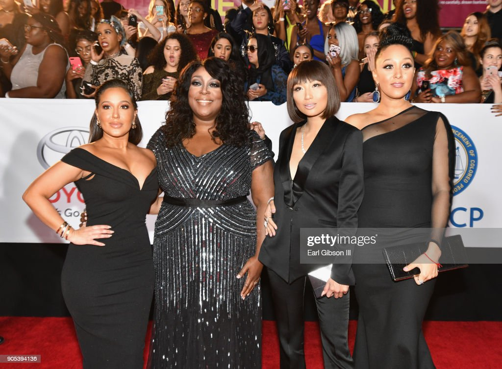 49th NAACP Image Awards - Arrivals : News Photo
