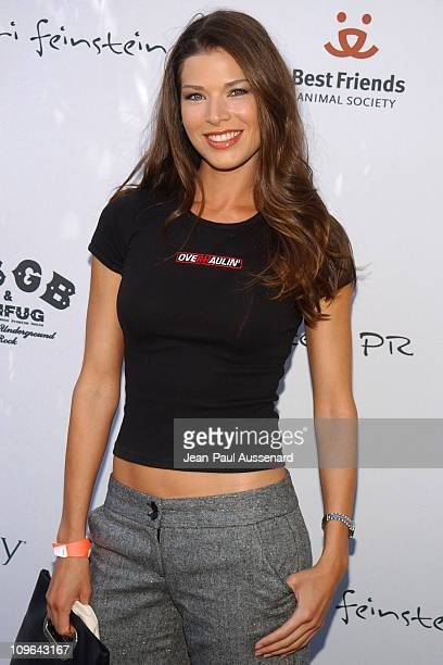 Adrienne Janic during Kari Feinstein PreEmmy Style Lounge Day Two in Los Angeles California United States