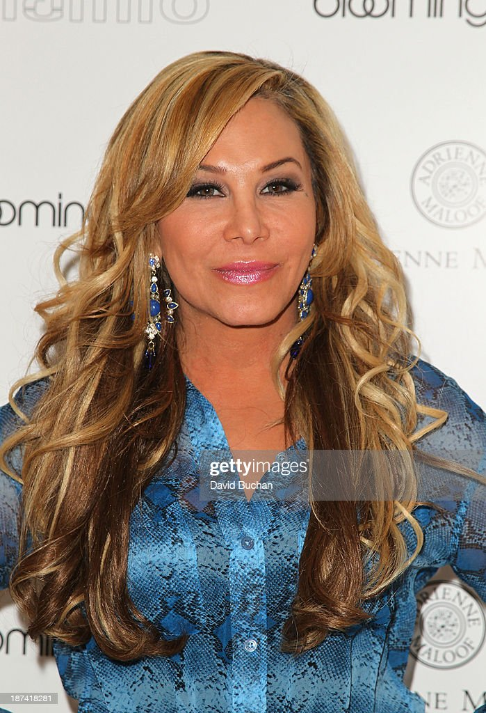 Adrienne Maloof Previews Her 2014 Beverly Hills Gypsy Collection : News Photo