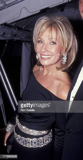 Adrienne Vittadini attends Vogue Magazine 100th Anniversary Party on April 2 1992 at the New York Public Library in New York City