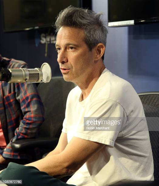 AdRock of Beastie Boys visits at SiriusXM Studios on September 13 2018 in New York City