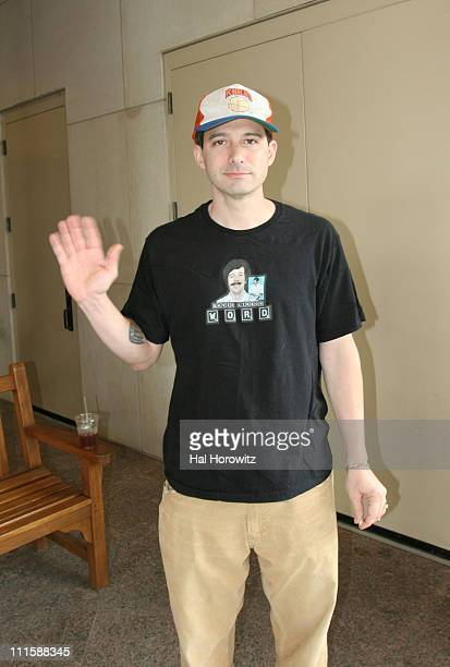 Adrock of the Beastie Boys during 20th Annual SXSW Film and Music Festival Seen Around Town March 15 2006 at Austin in Austin Texas United States