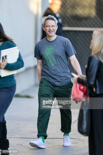 AdRock of the Beastie Boys is seen on December 20 2018 in Los Angeles California