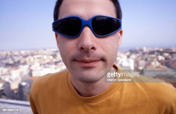 AdRock of the Beastie Boys portait Portugal 1998