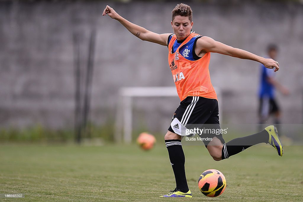 Flamengo Training Session