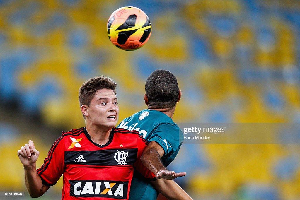 Flamengo v Goias - Brazilian Series A 2013