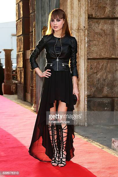 Adua Del Vesco attends the Ciak D'Oro 2016 awards at Cinecitta on June 8 2016 in Rome Italy