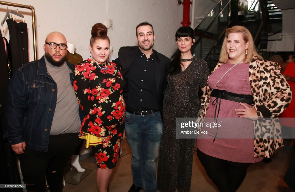 Slink Magazine x 11Honoré NYFW Event : News Photo